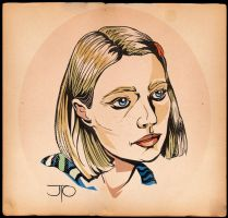 MARGOT TENENBAUM by MY-METAL-HAND
