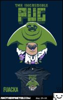 The Pug by Fuacka