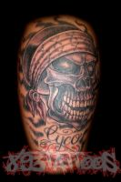 SUICIDAL 4 LIFE by gil893tattoos