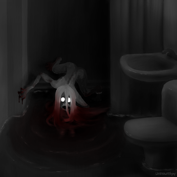 Whoops, I Dropped the Soap by UnknownSpy