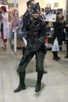 Cat Woman by StudioFeniceImport