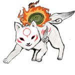 Okamiden by WolfBearTogether