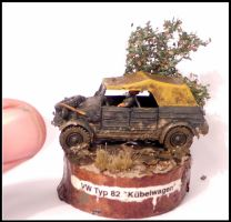 Kubelwagen by Makingscalemodels