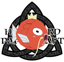 Pokemon Mini Magikarp Papercraft by HellswordPapercraft