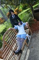 The Lord And His Butler by JavaCosplay