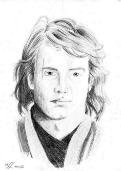 Anakin Skywalker by MorellAgrysis