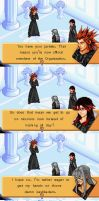Axel loves new members by HolyDemon