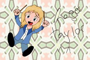Roger Taylor chibi by Mustique-91