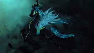 Chrysalis Wallpaper by Nadily