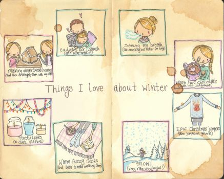 I love winter by Pinkie-Perfect