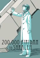 MGS - kiriban for shralen by FerioWind