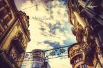 Sky of Belgrade by Piroshki-Photography