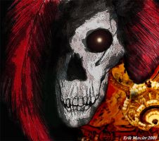 Haunting of The Red Death by LondonMacabre