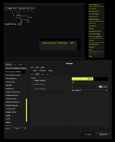Green-Black for Openbox by TREYisRAD