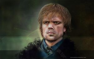 Tyrion Lannister by sutektpr