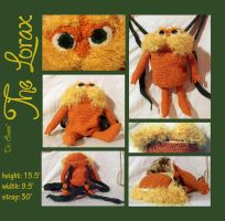 ...the lorax purse... by ruiaya