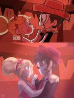 Starco screenshot redraw by Drawing-Heart