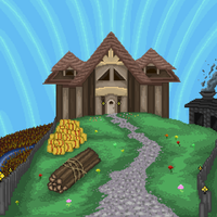 :Pixel Painting: Origin Ranch by owlmaddie