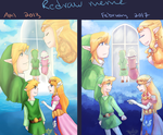 Time to wind Redraw Meme by NarutoxHinatafan