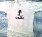 One side of My sleeping T-shirt by Trix92