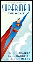 SUPERMAN MOVIE art deco by rodolforever