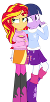 Breaking Into A Cold Sweater by dm29