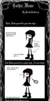 Gothic Meme :D by Assistant-Puppy-Dawg