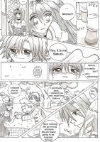 Jeanne-FanClub Comic Contest by Elegant-Blossom