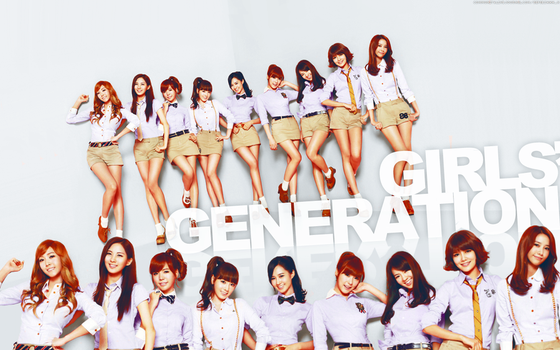 gee-soshi - 1280 x 800 by ohmyjongwoon
