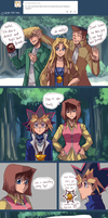 Yugioh: Sam Meets the Gang 2 by Yamineftis