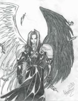 One Winged Angel by soul-tempest