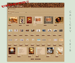 Coffee Addict Gallery CSS Vol.1.5 by poserfan