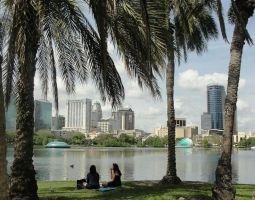 Orlando Florida, my home town by Chowen2001
