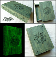 ENCHANTED BOOK NUMBER 2 (BOX) by MassoGeppetto