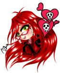 chibi grelle by selene-nightmare69