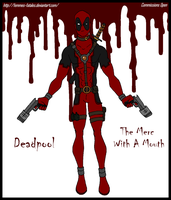 Commission - Deadpool by Femmes-Fatales