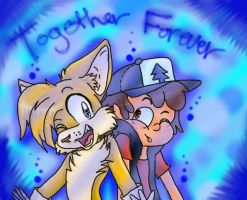 Together Forever by Ask-Sly-Cooper