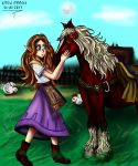 A rose for epona by krow000666