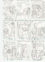 Sketch Card Promo 09 by FredGDPerry