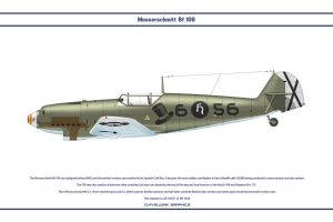 Bf 109 D-1 J88 2 by WS-Clave