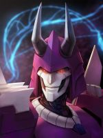 Cyclonus by hyena-smile