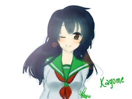Kagome by Vika01