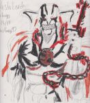 Vasto Lorde Ichigo (drawn+color) by chrispwnz95