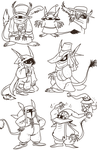 goblin concepts by Spoonfayse