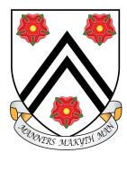 New College Oxford Coat Of Arms by ChevronTango
