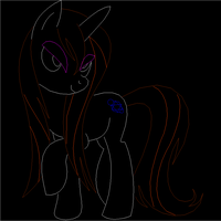 My OC in ILD format by Lasershows