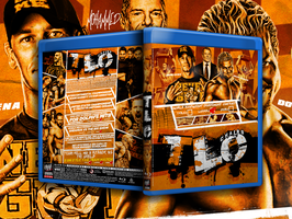 WWE TLC 2012 Blu-Ray Cover by THE-MFSTER-DESIGNS
