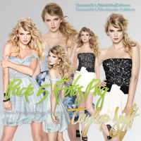 PackPngsTaylorSwift. by worldwide-editions