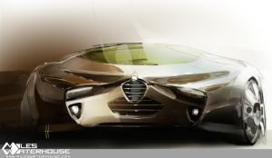 Alfa supercar 2 by slime-unit