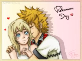 RokuNami Day 2013 by FFgirl974